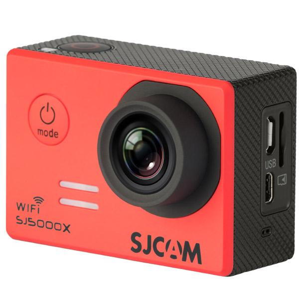 Видеокамера экшн SJCAM SJ5000X Elite Красный