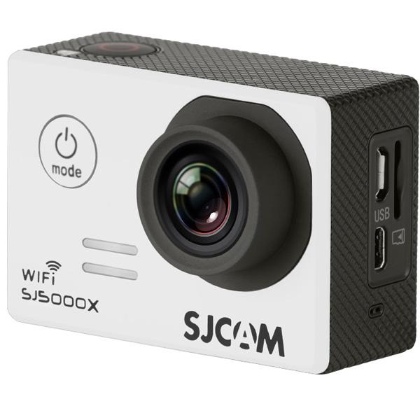 Видеокамера экшн SJCAM SJ5000X Elite Белый