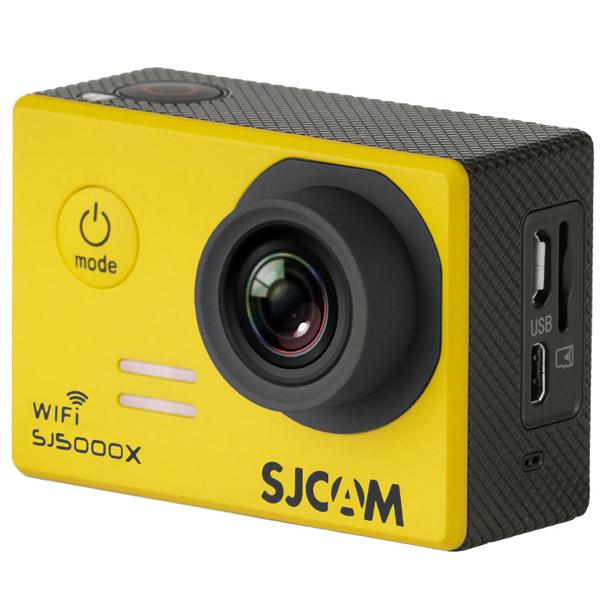 Видеокамера экшн SJCAM SJ5000X Elite Желтый