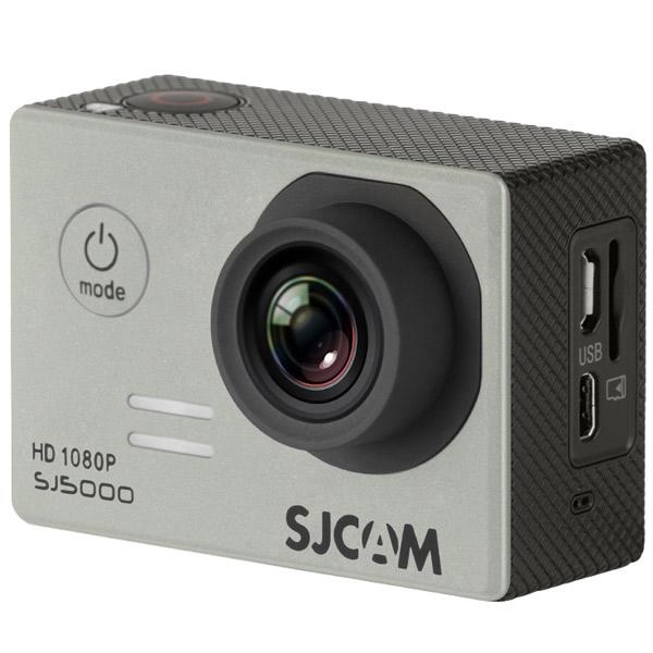 Видеокамера экшн SJCAM SJ5000 Серебристый