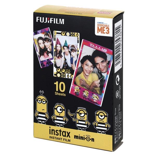Картридж для фотоаппарата Fujifilm INSTAX MINI MINION Гадкий Я 3 fujifilm hs50exr купить