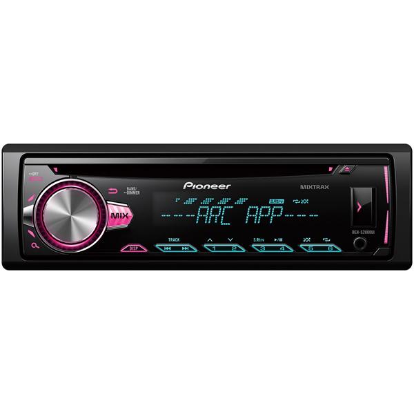 Автомобильная магнитола с CD MP3 Pioneer DEH-S2000UI