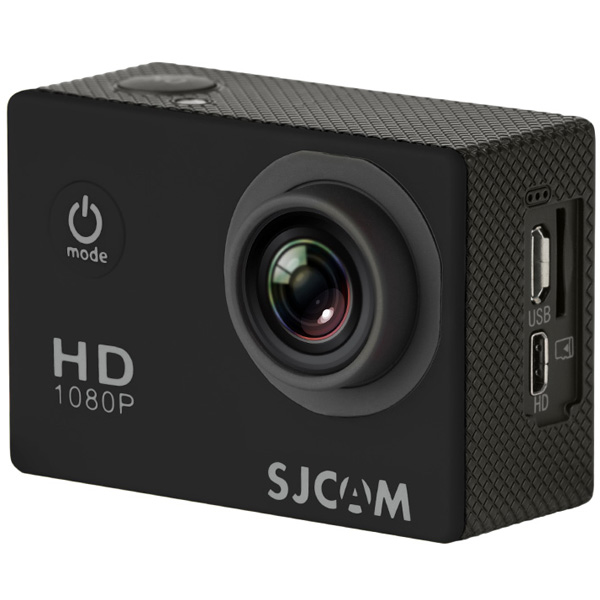 "SJCAM, Видеокамера экшн, SJ4000 2"" black"