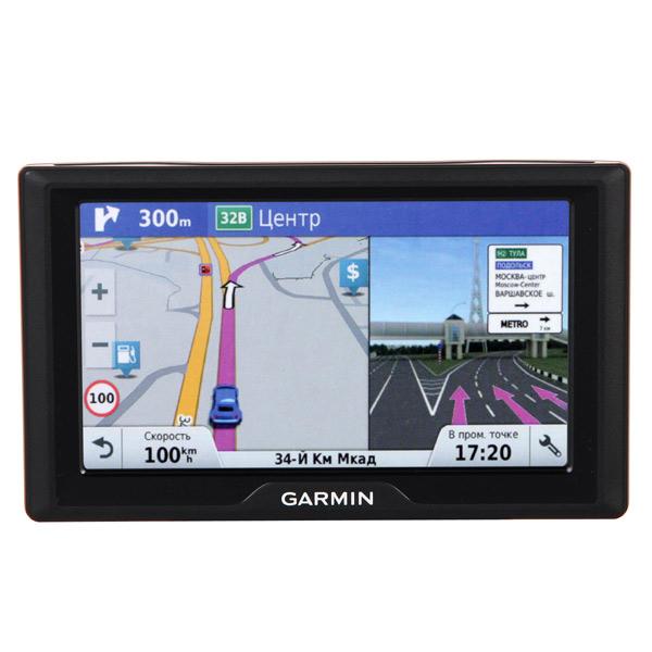 Портативный GPS-навигатор Garmin Drive 51 Russia LMT (010-01678-46) garmin drivesmart 50 rus lmt