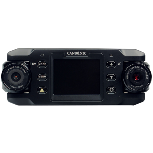 Видеорегистратор Cansonic Z1 Zoom GPS карты памяти