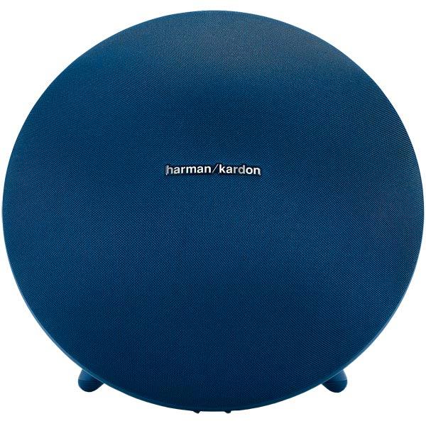 Беспроводная акустика Harman/Kardon ONYX STUDIO 4 Blue портативная акустическая система harman kardon onyx studio 3 серый onyxstudio3grayeu