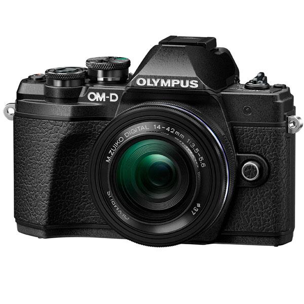 Фотоаппарат системный Olympus E-M10 Mark III Pancake Zoom kit