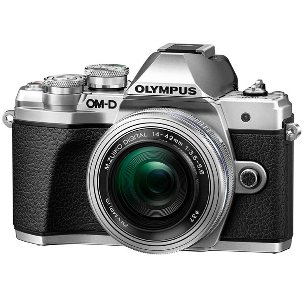Фотоаппарат системный Olympus E-M10 Mark III Pancake Zoom kit бинокль olympus 8 16x40 zoom dps i