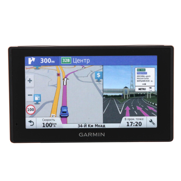Портативный GPS-навигатор Garmin DriveSmart 51 Russia LMT (010-01680-46) solarstorm xt30 3 led 2640lm 4 mode white bike light headlamp black 4 x 18650