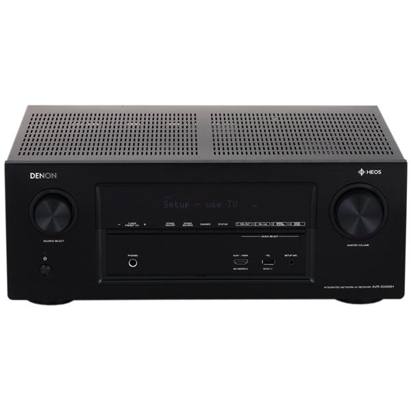 Ресивер Denon AVR-X3400H цена и фото