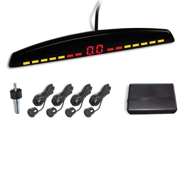 Автомобильный аксессуар ParkCity Rio 418/201 Black