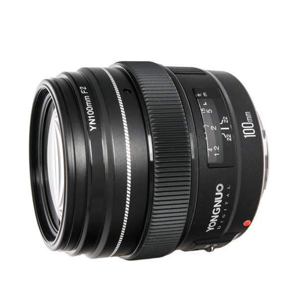 Объектив Yongnuo 100 f/2.0 объектив для фотоаппарата