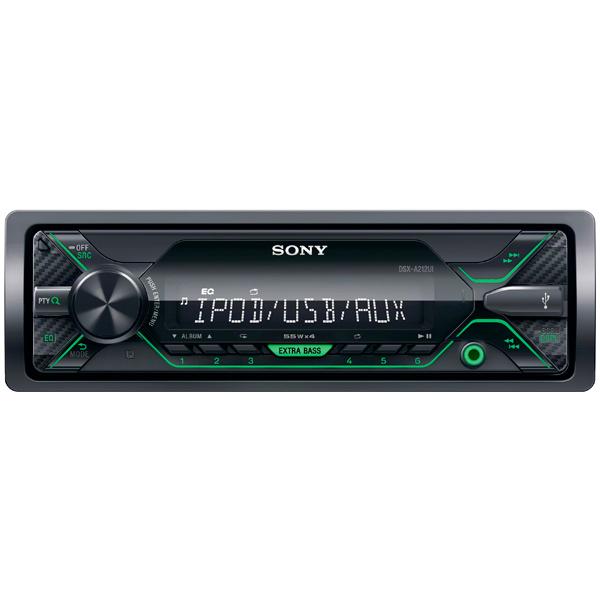 USB-Автомагнитола Sony DSX-A212UI/Q