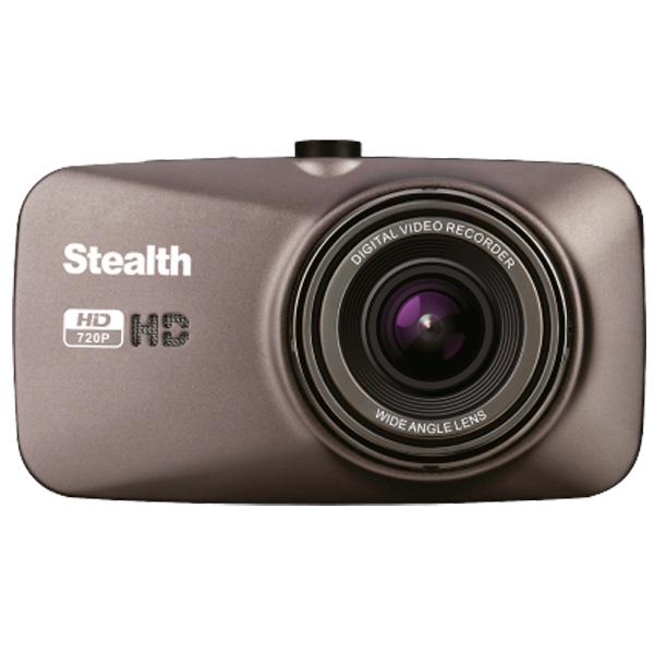 Видеорегистратор Stealth DVR ST 140 blackview gs65h автомобиля передняя задняя камера dvr gps обнаружения движения g сенсор loop цикл записи