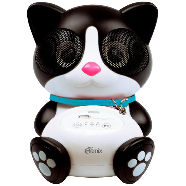 все цены на Портативная аудиосистема Ritmix ST-660 Cat BT онлайн