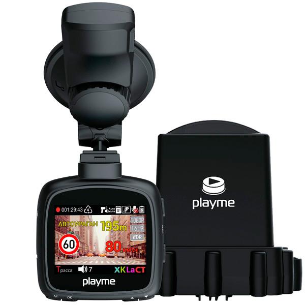 Видеорегистратор Playme Maxi карты памяти