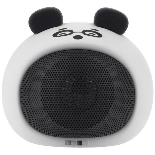 Беспроводная акустика InterStep SBS-140 Funny Panda interstep блютус порт колонка sbs 260 1x3вт microsd pb2600mah bl