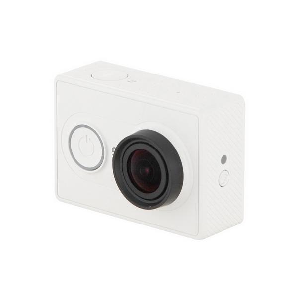 Видеокамера экшн Yi белая