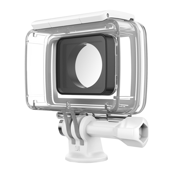 Yi, Аксессуар для экшн камер, Аквабокс для 4K экшн-камеры белый