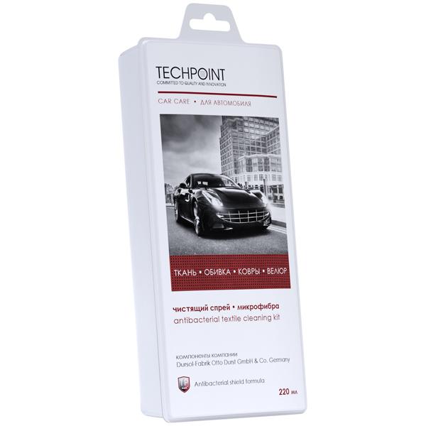 Средства для ухода за автомобилем Techpoint Набор для ухода за текстильной обивкой (7781)