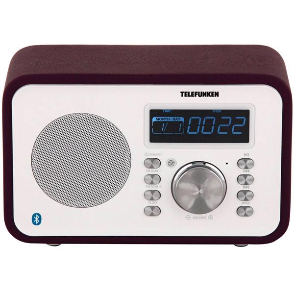 Радиоприемник Telefunken TF-1581UB Violet