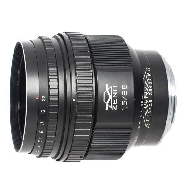 Объектив Зенит МС Гелиос 40-2C 85mm f/1.5 Canon