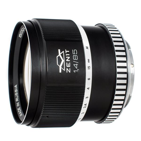Объектив Зенит МС Зенитар-С 85 mm f/1.4 Canon