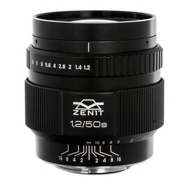 Объектив Зенит МС Зенитар-N 50 mm f/1.2 Nikon