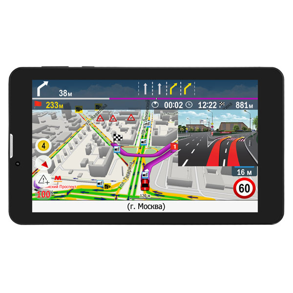 Портативный GPS-навигатор Prestigio GeoVision Tour 3 (PGPS7799CIS08GBPG) gps навигатор bushnell backtrack d tour red