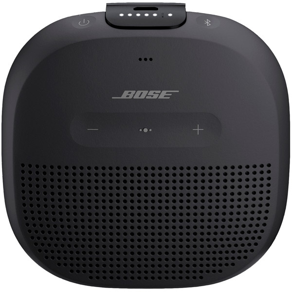 Портативная акустика Bose SoundLink Micro Black bose soundlink bluetooth speaker iii