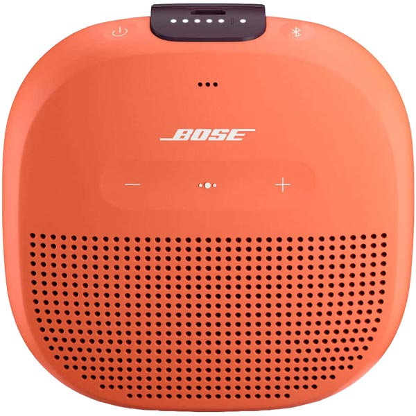 Портативная акустика Bose SoundLink Micro Orange bose soundlink bluetooth speaker iii