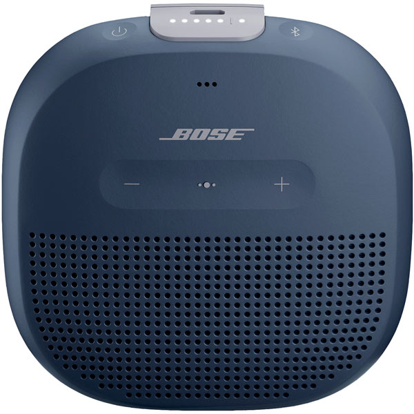 Портативная акустика Bose SoundLink Micro Dark Blue bose soundlink bluetooth speaker iii