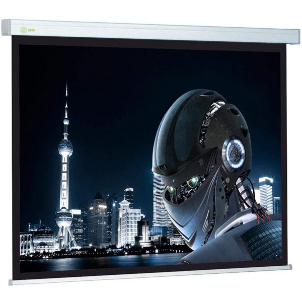 Экран для видеопроектора Cactus CS-PSW-128x170