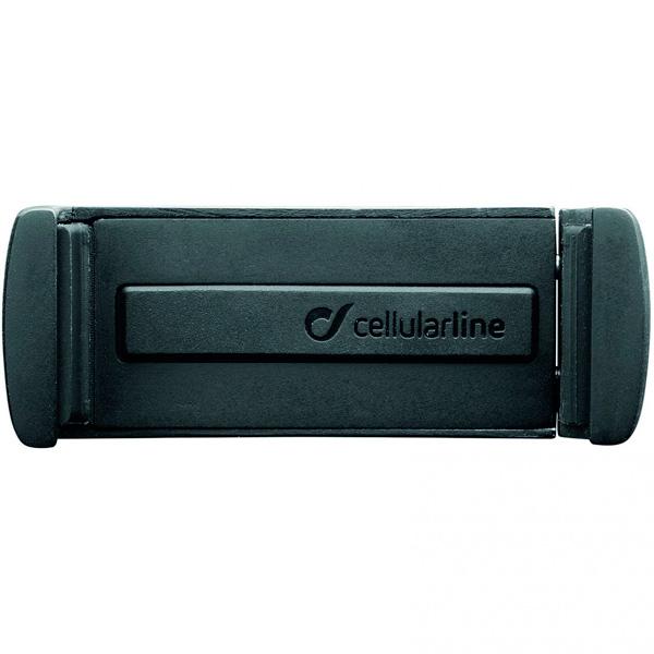 Автомобильный держатель Cellular Line HANDYDRIVEK черного цвета