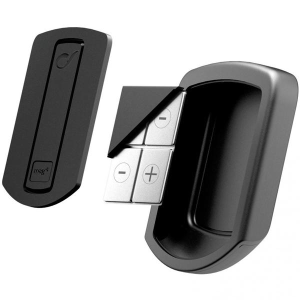 Автомобильный держатель Cellular Line MAG4HANDYFORCE черного цвета