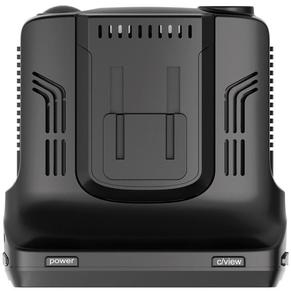 Видеорегистратор Dunobil Stern, с радар-детектором и GPS-трекером gps навигатор dunobil clio 5 0
