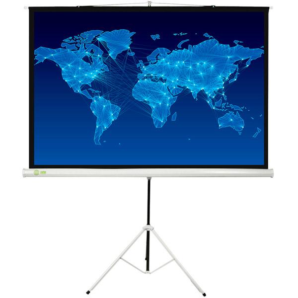 Экран для видеопроектора Cactus CS-PST-150x150