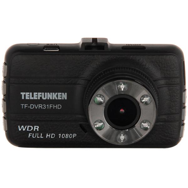 Видеорегистратор Telefunken TF-DVR31FHD Black