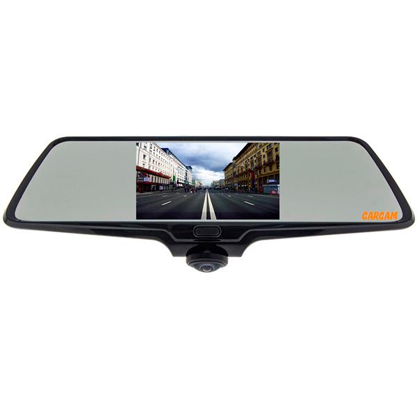 Видеорегистратор Каркам Z360 панорамный бу монитор для камеры заднего хода