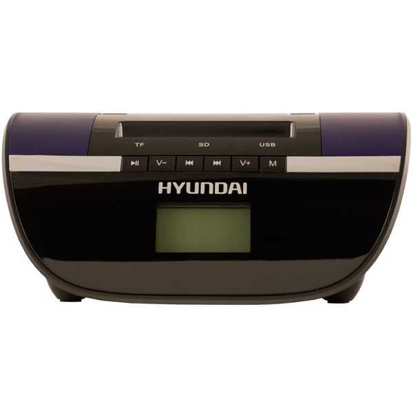 Магнитола Hyundai H-PAS220 新编实用英语听力教程1(第2版)(附mp3光盘1张)