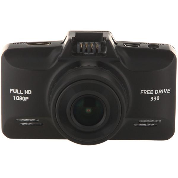 Видеорегистратор Digma FreeDrive 330 Black