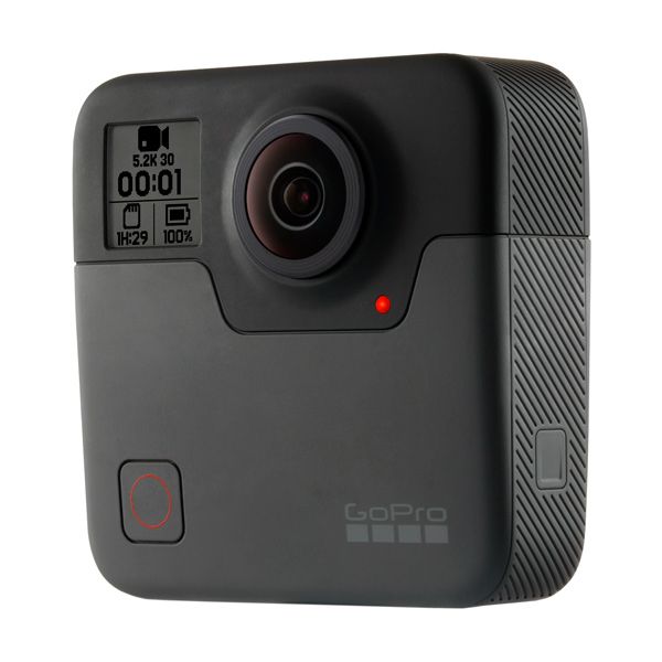 Видеокамера экшн GoPro Fusion (CHDHZ-103)