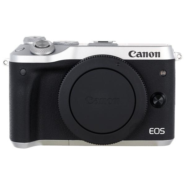 Фотоаппарат системный премиум Canon EOS M6 S