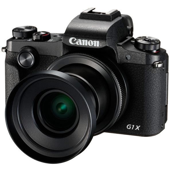 Фотоаппарат компактный премиум Canon PowerShot G1 X Mark III фотовспышка canon 430ex iii rt