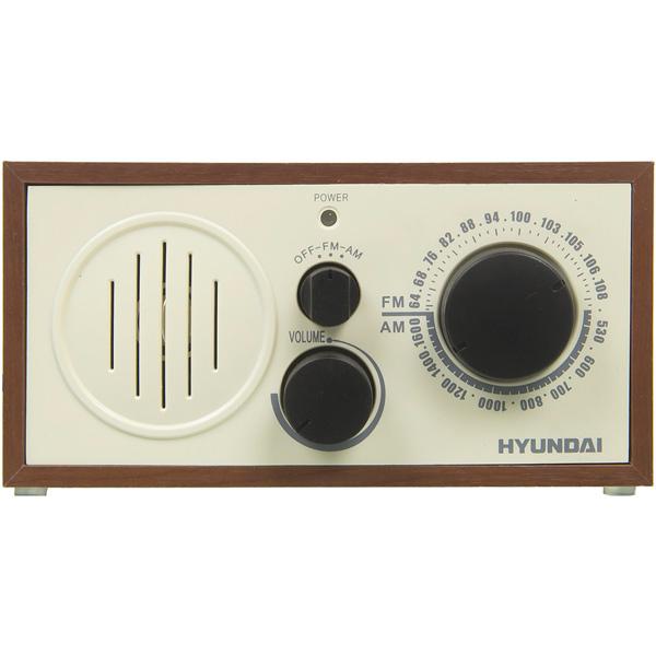 Радиоприемник Hyundai H-SRS120 наружный блок hyundai h almo1 16h2 ui145 o
