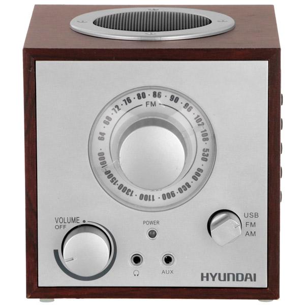 Радиоприемник Hyundai H-SRS200 наружный блок hyundai h almo1 16h2 ui145 o