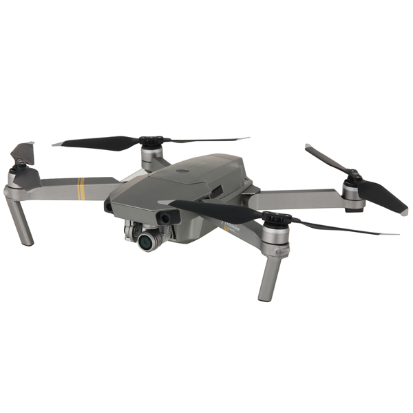 Квадрокоптер DJI Mavic PRO Fly More Combo Platinum
