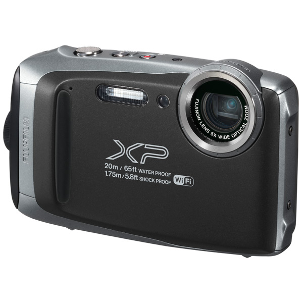 Фотоаппарат компактный Fujifilm FinePix XP130 Dark Silver