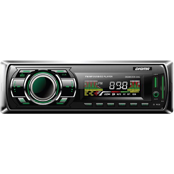 USB-Автомагнитола Digma DCR-330G в г раменском видеокамеру в магазине dcr vx2100e