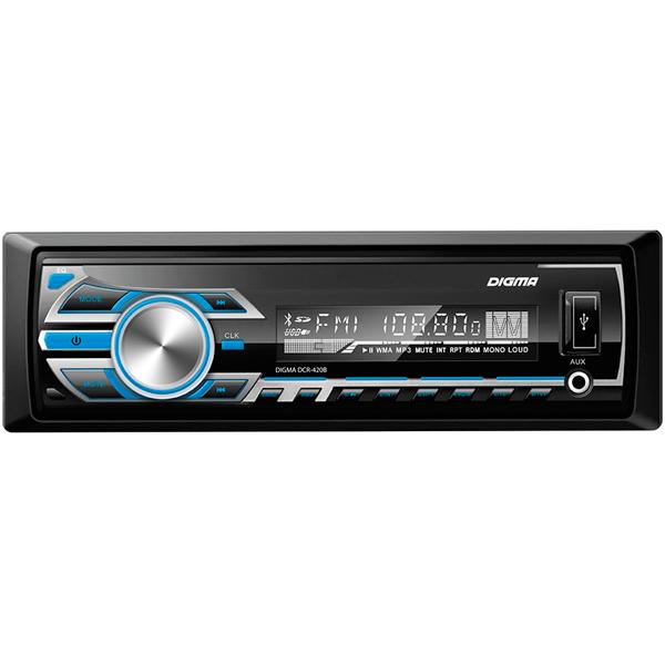 USB-Автомагнитола Digma DCR-420B в г раменском видеокамеру в магазине dcr vx2100e